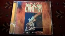 861) - Big Country - Through A Big Country - Greatest Hits - CD