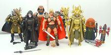 MOTUC, He-Man Movie Figures Lot, Masters of the Universe Classics, set, Skeletor