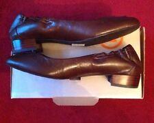 ROCKPORT ADIPRENE BNIB Brown Leather Shoes UK 7 US 9.5 EU 41
