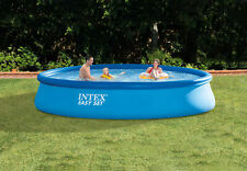"""Intex 28141EH 13ft x 33"""" Easy Set Inflatable Swimming Pool w/530 GPH Filter Pump"""