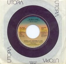 ALBERT KING - CADILLAC ASSEMBLY LINE - UTOPIA 45