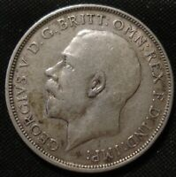 SCARCE DATE GEORGE V FLORINS 1925 OR 1932 CHOOSE ACTUAL COIN