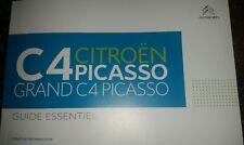 Notice Manuel D'utilisation citroen c4 grand c4 picasso édition décembre 2016