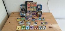 850 x Pokemon Karten Sammlung u.a. Hologramm + 4 Dosen / Boxen