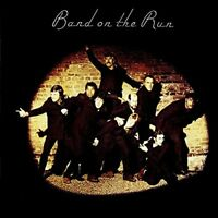 Paul McCartney And Wings - Band On The Run (NEW CD)