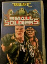 Small Soldiers VHS