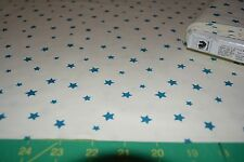 TINY TOTS by RED ROOSTER* 18183 - blue * NEW QUILT COTTON * By The Yard * STARS