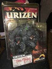 Signed Todd McFarlane CCX Collectors Club Exclusive URIZEN Spawn Figure