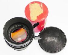 Cooke Kinetal 12.5mm f1.8 (T2) Arriflex standard mount  #769225