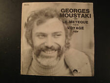Vinyle 45 Tours - Georges Moustaki