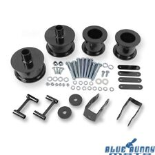 For Jeep Wrangler JK Front Rear 3''Full Lift Leveling Spacer Shock Extenders Kit