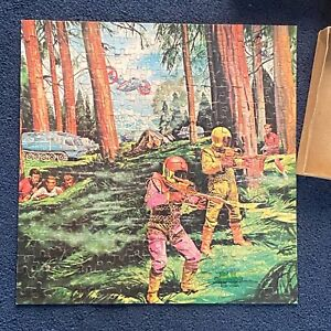 UFO 320 Piece Arrow Complete Jigsaw Puzzle U.F.O Gerry Anderson 2