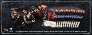 Renegade VAMPIRE RIVALS JYHAD Organized Play Kit - Season 0 New WEDNESDAYS