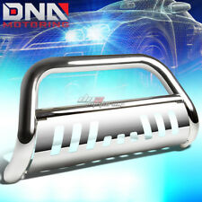 FOR 05-16 NISSAN FRONTIER/PATHFINDER STAINLESS STEEL CHROME BULL BAR GRILL GUARD