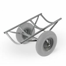 Teppich Transportroller für Teppichrollen, 500 kg Tragkraft, pannensichere Berei