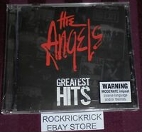 THE ANGELS - GREATEST HITS -18 TRACK CD- (LMCD0156)