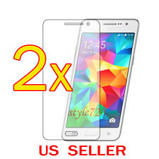 2x Clear LCD Screen Protector Cover Samsung Galaxy Grand Prime SM-G530H /G530T