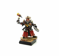 WARHAMMER FANTASY ARMY EMPIRE ENGINEER  PAINTED AND BASED