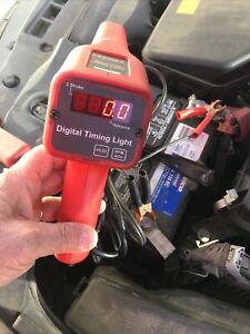 Ferret Instruments Digital Tach Advanced Timing Light 12v