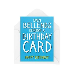 Funny Birthday Cards   Banter Joke Card   For Him Colleague Friend Sweary CBH148