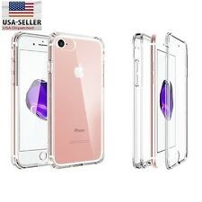Apple iPhone 5 5S 5SE 6 6S Plus Shockproof 360° Full Body Front Protective Case
