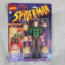 "Marvel Legends Retro Collection Spider-Man Series Sandman 6"" Figure IN STOCK??"