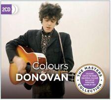 Donovan - Colours - 4 panel digipack - New 2CD Album - Pre Order 27th July 2018