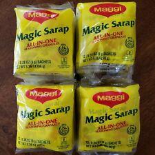 4 DOZENS Maggi Magic Sarap All in One Seasoning Granules (2 packs ) 48 SACHETS