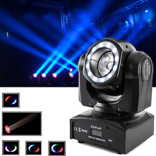 Us 60W Moving Head Dmx Stage Lighting Beam Led Rgbw Disco Dj Party Spotlight