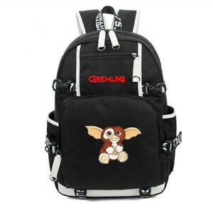 Gremlins Backpack Boys Girls Schoolbag Travel Bag Mochila Rucksack