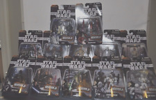 Star Wars 2006 EPIII Heroes and Villains (all 12 figures)