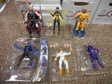 Marvel Legends Infinite series lot Thor Iron Fist Wasp Sentry Hawkeye + Beast