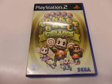 PlayStation 2 PS 2 Super Monkey Ball Deluxe