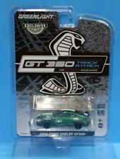 GREENLIGHT 1/64 2016 Ford Mustang Shelby GT350 #17 Ford Performance CHASE CAR