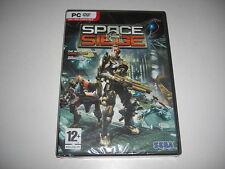Space SIEGE PC DVD ROM murió Rpg-Nuevo Y Sellado-Rápido Post