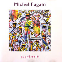 Michel Fugain ‎CD Sucré-Salé - France (EX/EX)