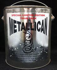 Metallica Metallican Black Album 1993 Australia Ltd. Ed. Can Signed Cd Complete
