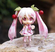 "VOCALOID Nendoroid 274# Sakura Hatsune Miku 4"" Figure Face Chageable toy CHN a"