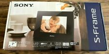 Sony DPF-D720 Picture S-Frame - Brand New