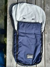 Quinny Freestyle XL Footmuff With Bag