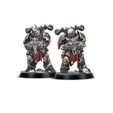 Chaos Space Marines x 2 Chaos Blackstone Fortress 40K