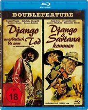 2 Westerfilme BLU-RAY Django - Unerbittlich bis zum Tod & Django & Sartana komme