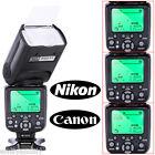 Neewer TRIOPO TR-988 Pro Speedlite TTL Camera Flash High Speed Sync Canon Nikon