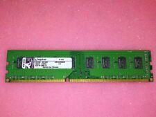 KINGSTON KVR1333D3N9/2G PC3-10600U DDR3-1333 RAM 1x 2GB #K123-1 <