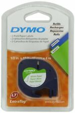 Dymo 10697 Letratag Paper Label Tape (dym10697)