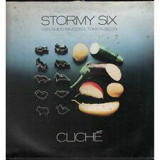 Stormy Six Con Guido Mazzon E Tony Rusconi Lp Cliche' L'Orchestra OLP10010 Nuovo