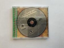 007 Tomorrow Never Dies Greatest Hits Playstation PS1 Video Game