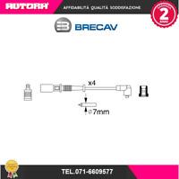 06572-G Kit cavi accensione Fiat-Lancia (BRECAV)