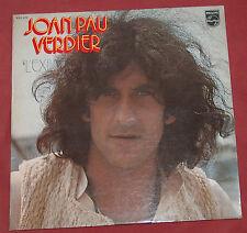 JOAN PAU VERDIER LP L'EXIL PHILIPS 1974