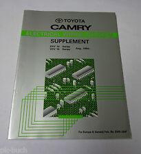 Electrical Wiring Diagram / Werkstatthandbuch Elektrik Toyota Camry, 08/1994
